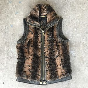 🆕 Listing!  Big Chill | Faux Fur Vest